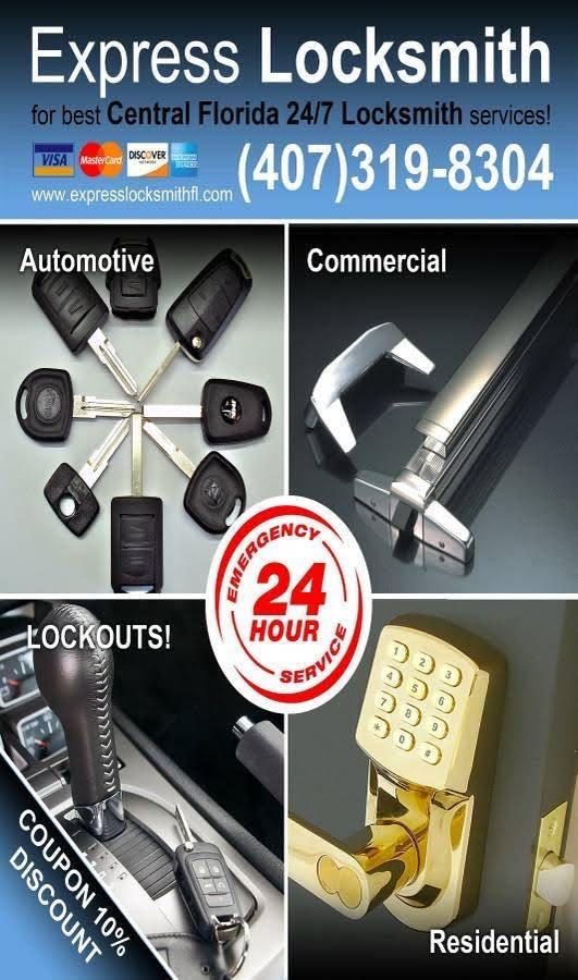 About LIMU Express locksmith Orlando