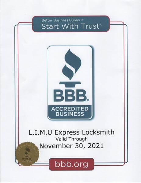 bbb avard limu express locksmith